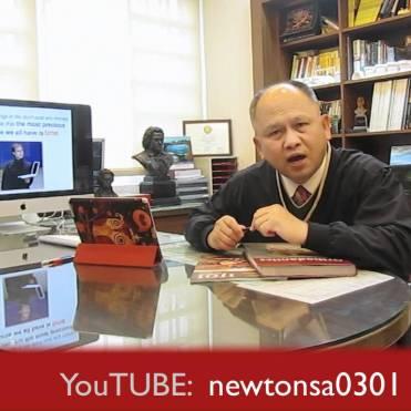 Chris Chang presenta il suo EBook